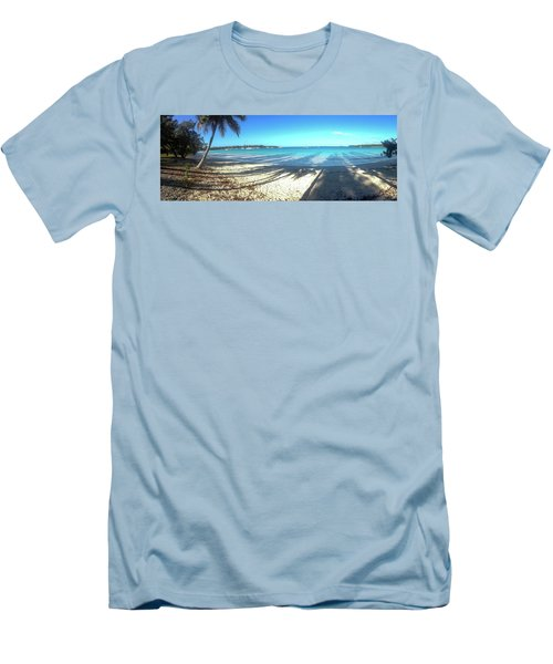 Kuto Bay Morning Men's T-Shirt (Athletic Fit)