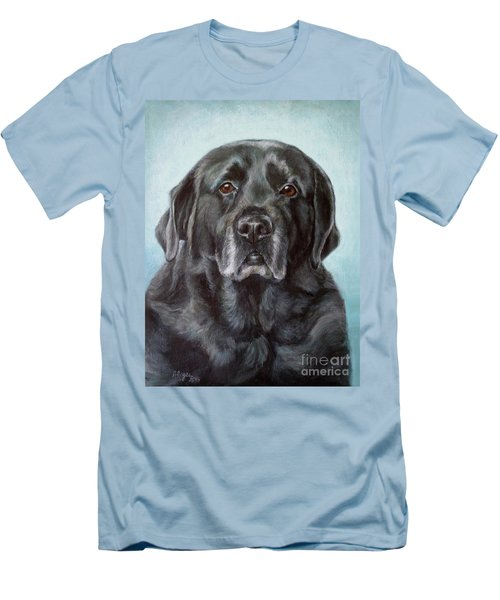 Labs Are The Most Sincere Men's T-Shirt (Slim Fit)