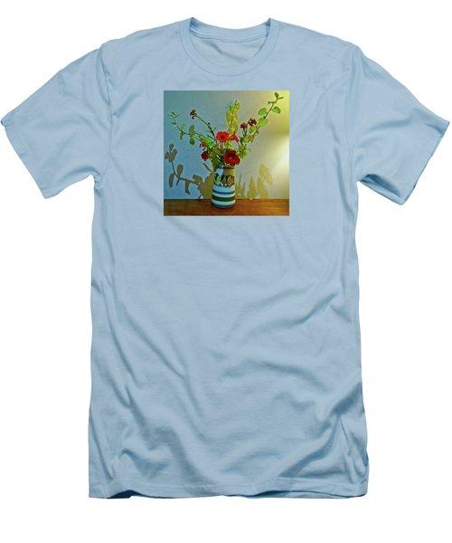 Last Of Summer Men's T-Shirt (Slim Fit) by Anne Kotan