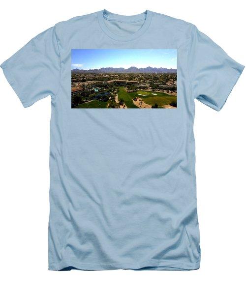 Last Shot Men's T-Shirt (Athletic Fit)