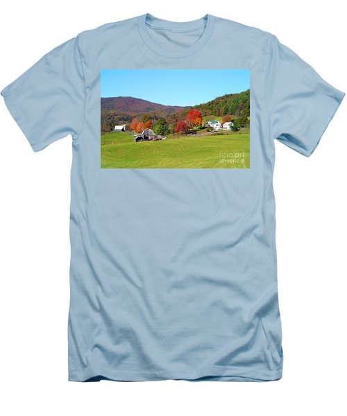Laura's Farm Men's T-Shirt (Athletic Fit)