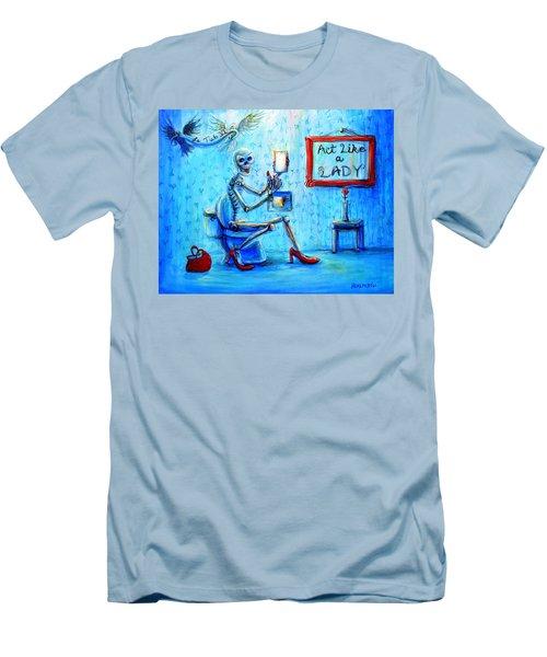 Le Tub Vi Men's T-Shirt (Athletic Fit)