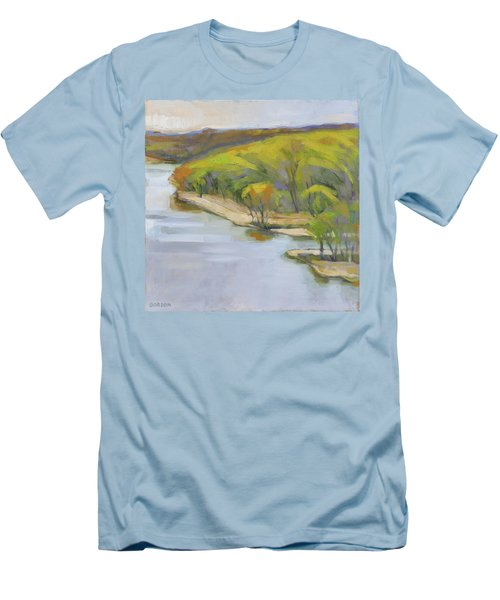 Leaf Out Men's T-Shirt (Athletic Fit)