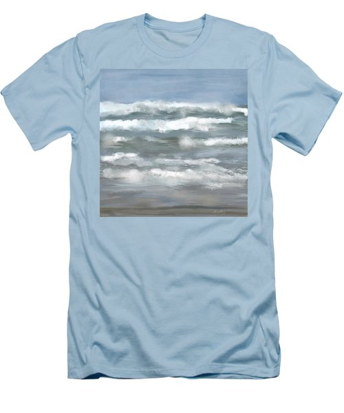 Life's A Beach Men's T-Shirt (Athletic Fit)
