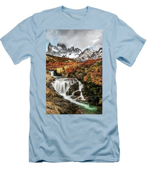 Lifespring 2 Men's T-Shirt (Athletic Fit)