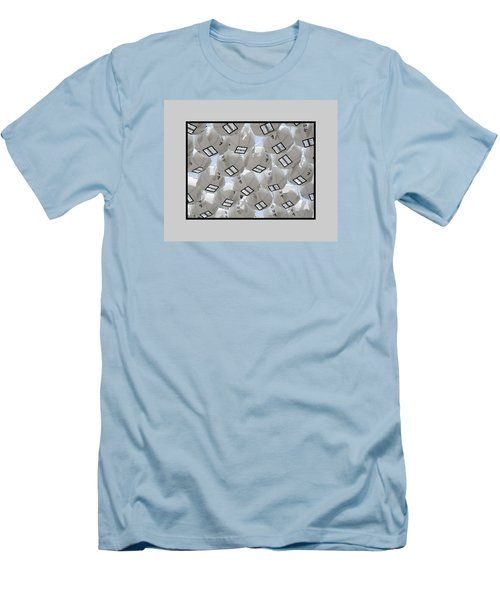 Lights Of Remembrance Men's T-Shirt (Athletic Fit)