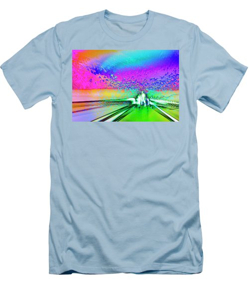 The Dream Castle Men's T-Shirt (Athletic Fit)