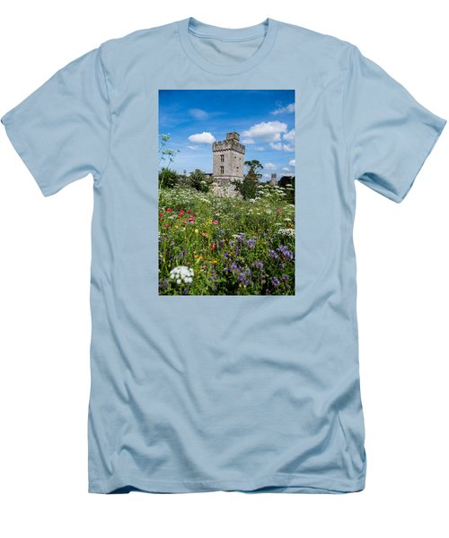 Lismore Castle Gardens Men's T-Shirt (Athletic Fit)