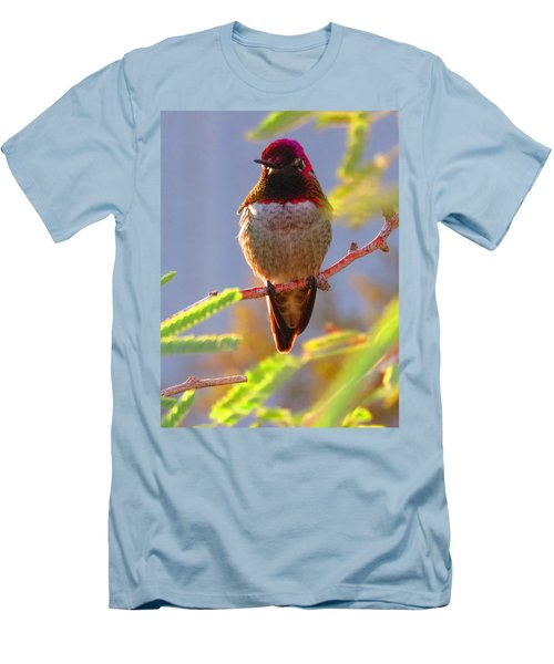 Little Jewel With Wings Fourth Version Men's T-Shirt (Athletic Fit)
