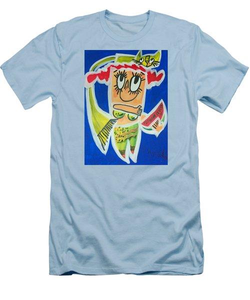Little Mermaid Men's T-Shirt (Athletic Fit)
