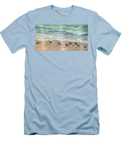 Little Rebel I Men's T-Shirt (Athletic Fit)