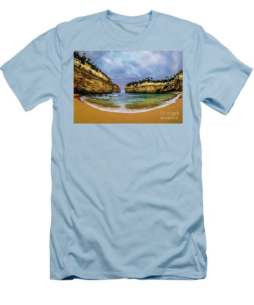 Loch Ard Gorge Men's T-Shirt (Athletic Fit)
