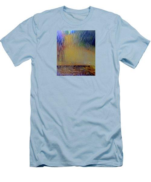 Looks Like Rain Men's T-Shirt (Athletic Fit)