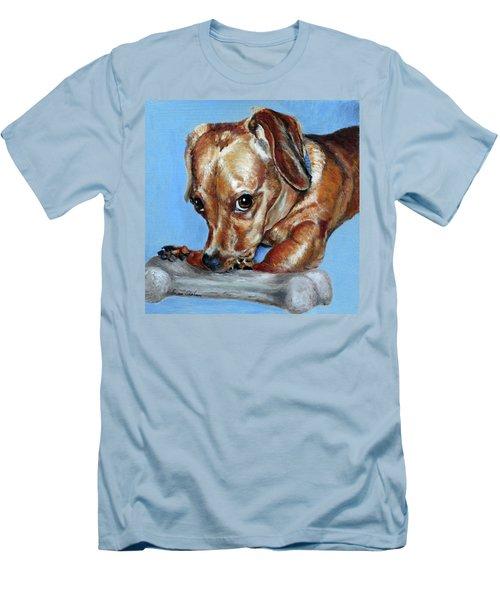 Love Them Bones Men's T-Shirt (Athletic Fit)