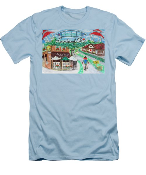 Loveland Ohio Men's T-Shirt (Athletic Fit)