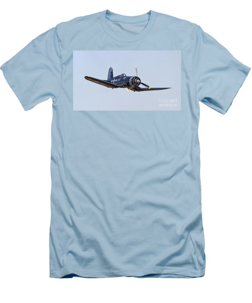 Low Pass Men's T-Shirt (Athletic Fit)