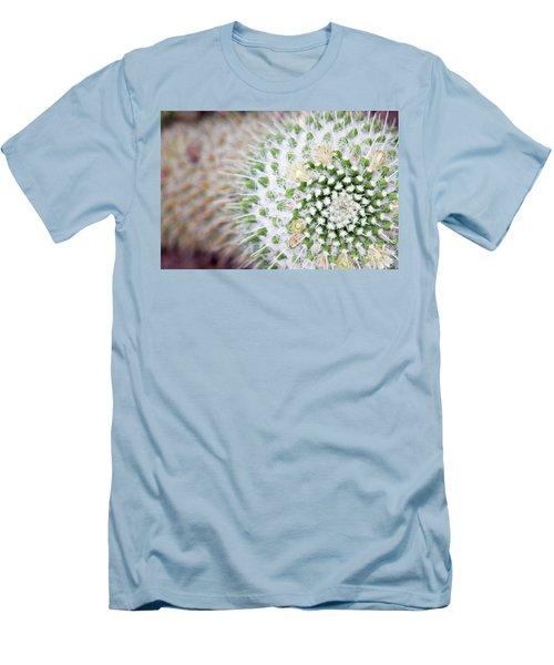 Madrid Botanical Garden 1 Men's T-Shirt (Slim Fit) by Ana Mireles