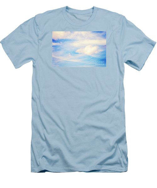 Men's T-Shirt (Slim Fit) featuring the photograph Magical Sky Part 1 by Janie Johnson