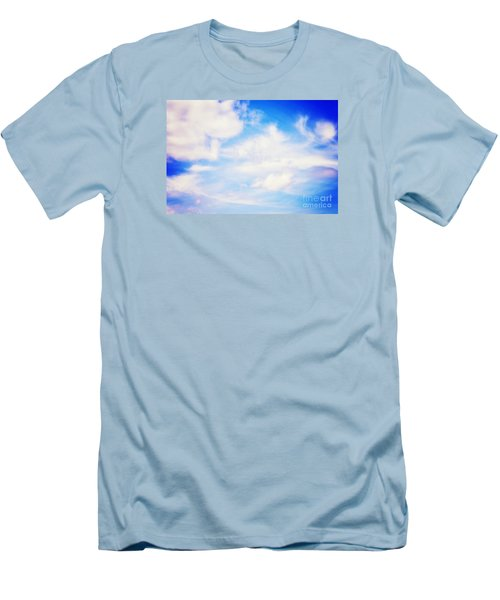 Men's T-Shirt (Slim Fit) featuring the photograph Magical Sky Part 2 by Janie Johnson
