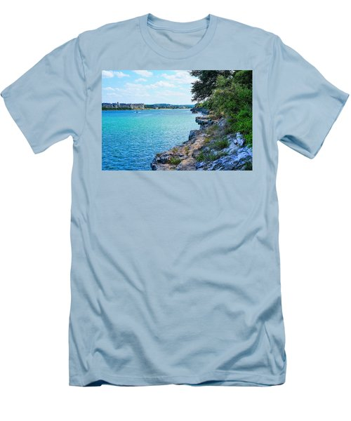 Many Things To Do Men's T-Shirt (Athletic Fit)