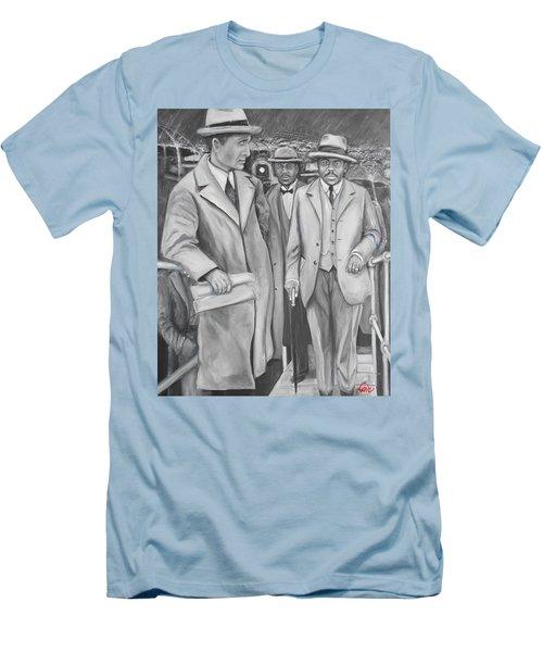 Marcus Garvey Men's T-Shirt (Athletic Fit)