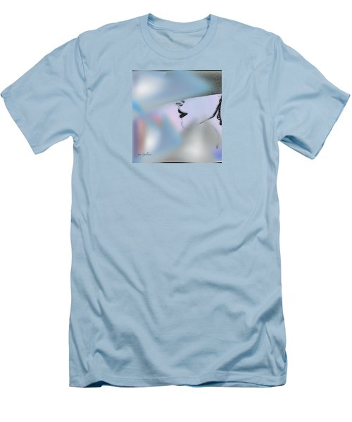 Marion Abby Men's T-Shirt (Slim Fit) by Iris Gelbart
