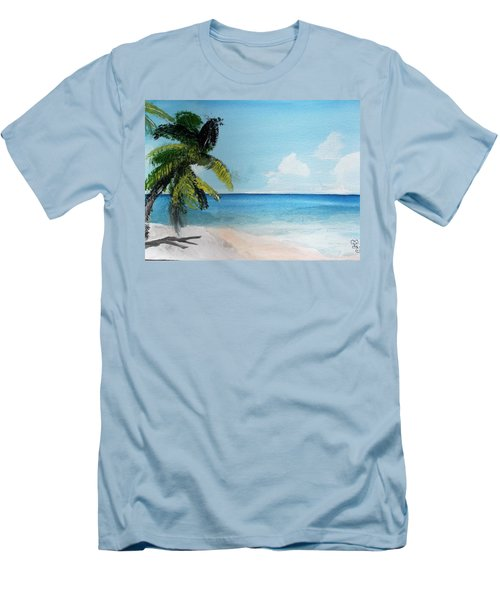 Martinique Men's T-Shirt (Athletic Fit)