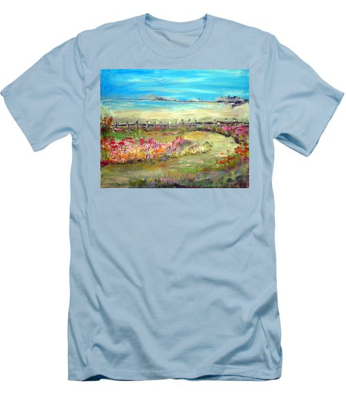 Meadow Bluffs Men's T-Shirt (Athletic Fit)
