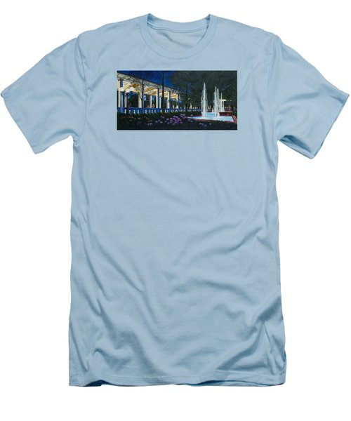 Meet Me At The Muny Men's T-Shirt (Athletic Fit)
