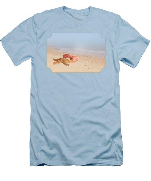 Memories Of Summer Men's T-Shirt (Athletic Fit)