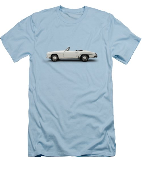Mercedes 190sl Men's T-Shirt (Athletic Fit)