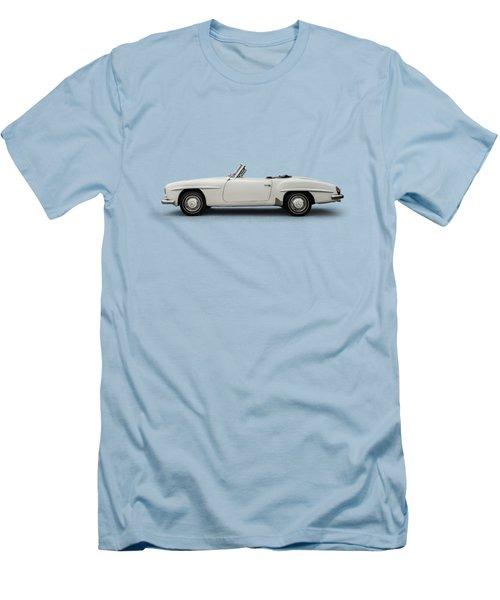 Mercedes 190sl Men's T-Shirt (Athletic Fit)
