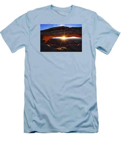 Mesa Sunrise Men's T-Shirt (Athletic Fit)