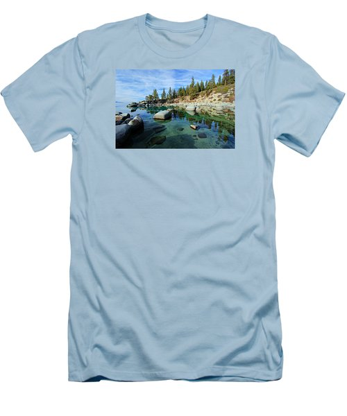 Mesmerized Men's T-Shirt (Slim Fit) by Sean Sarsfield