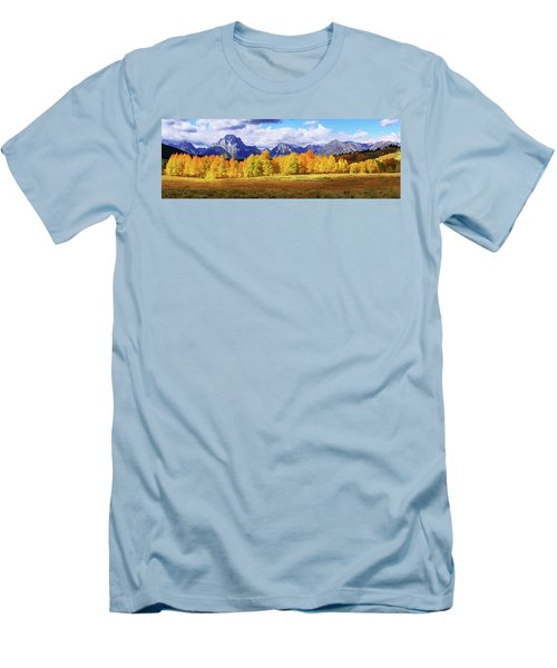 Men's T-Shirt (Slim Fit) featuring the photograph Moment by Chad Dutson