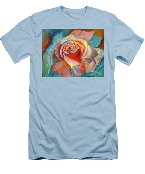 Mon Ami Men's T-Shirt (Slim Fit) by Jenny Lee