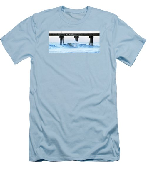 Monday At Mercer's Men's T-Shirt (Slim Fit) by William Love
