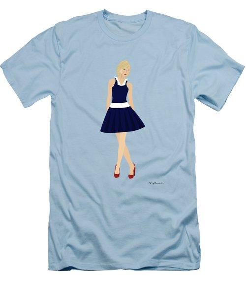 Morgan Men's T-Shirt (Athletic Fit)