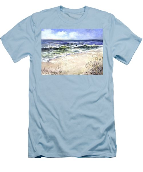 Morning After The Storm Men's T-Shirt (Athletic Fit)