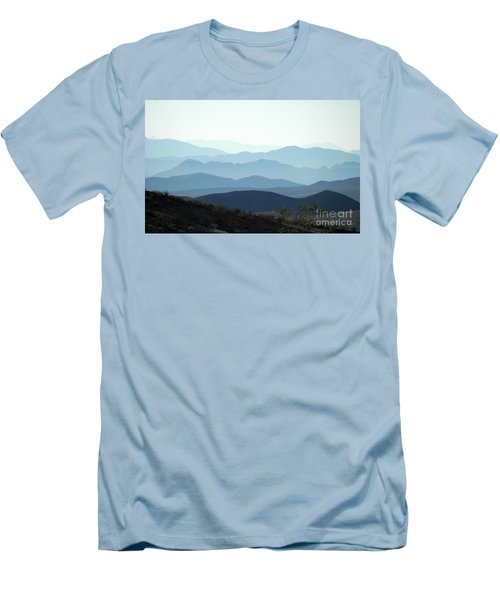 Morning Haze Men's T-Shirt (Athletic Fit)