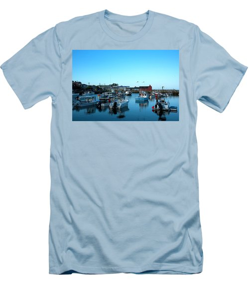 Motif Number 1 Men's T-Shirt (Athletic Fit)