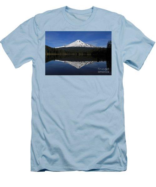 Mount Hood Men's T-Shirt (Athletic Fit)