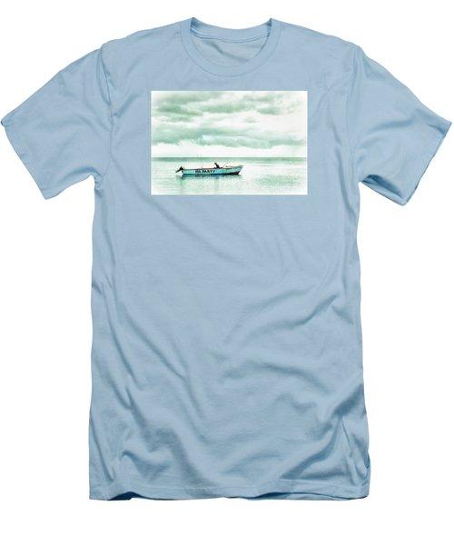 Mr. Party Men's T-Shirt (Slim Fit) by Robert FERD Frank