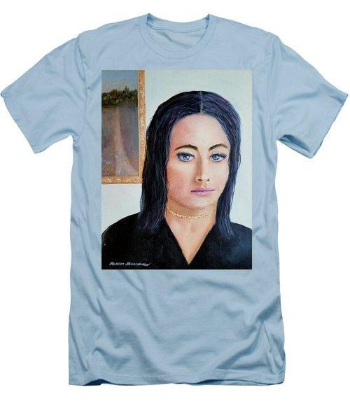 Museum Memory Men's T-Shirt (Athletic Fit)