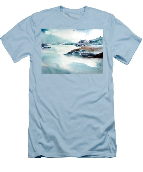 Mystic River Men's T-Shirt (Athletic Fit)