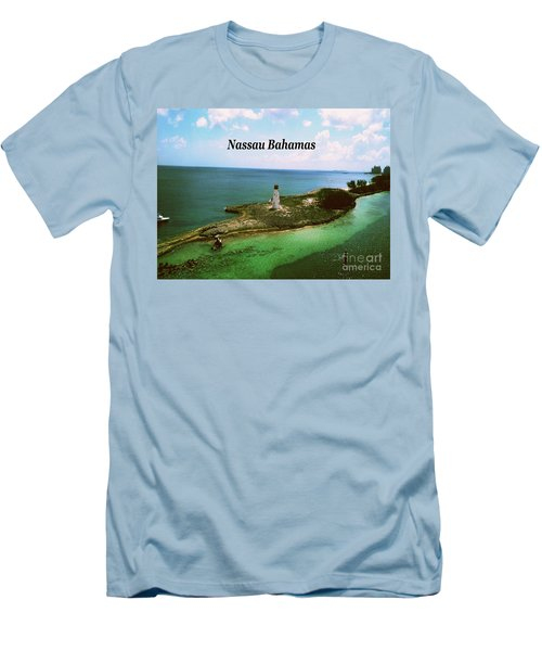 Nassau Men's T-Shirt (Athletic Fit)