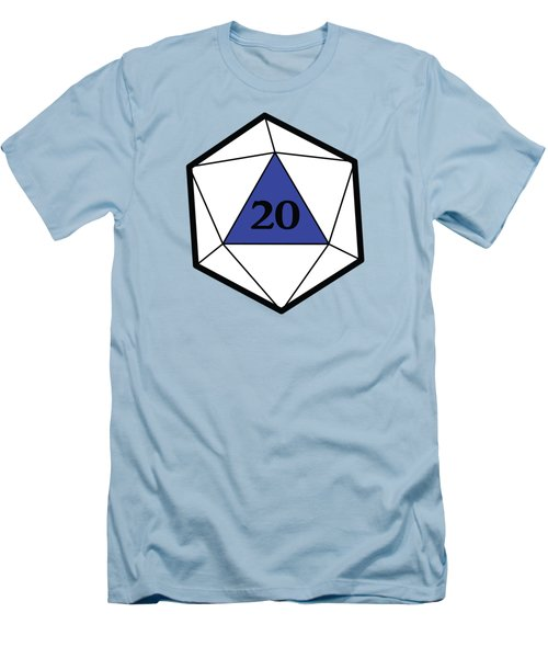 Natural 20 Men's T-Shirt (Athletic Fit)