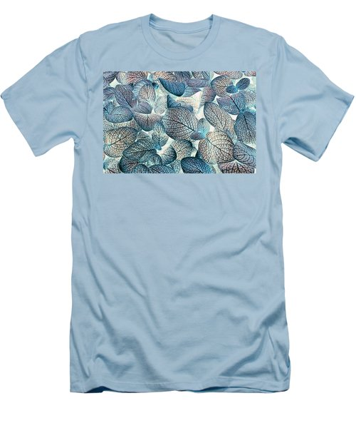 Nature's Tracery Men's T-Shirt (Athletic Fit)
