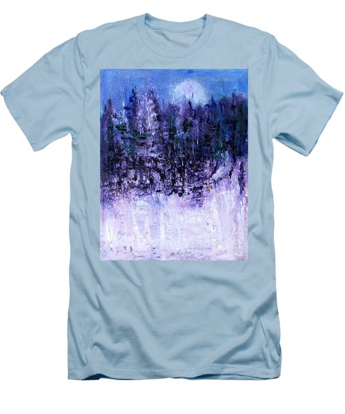 Neighbor's Woods Men's T-Shirt (Athletic Fit)