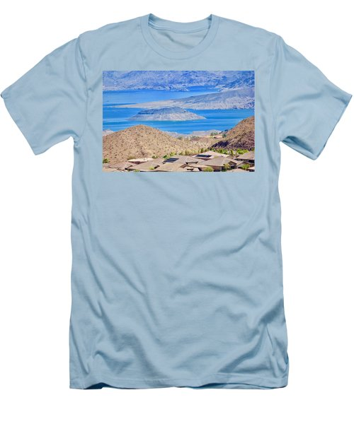 Lake Mead Men's T-Shirt (Athletic Fit)